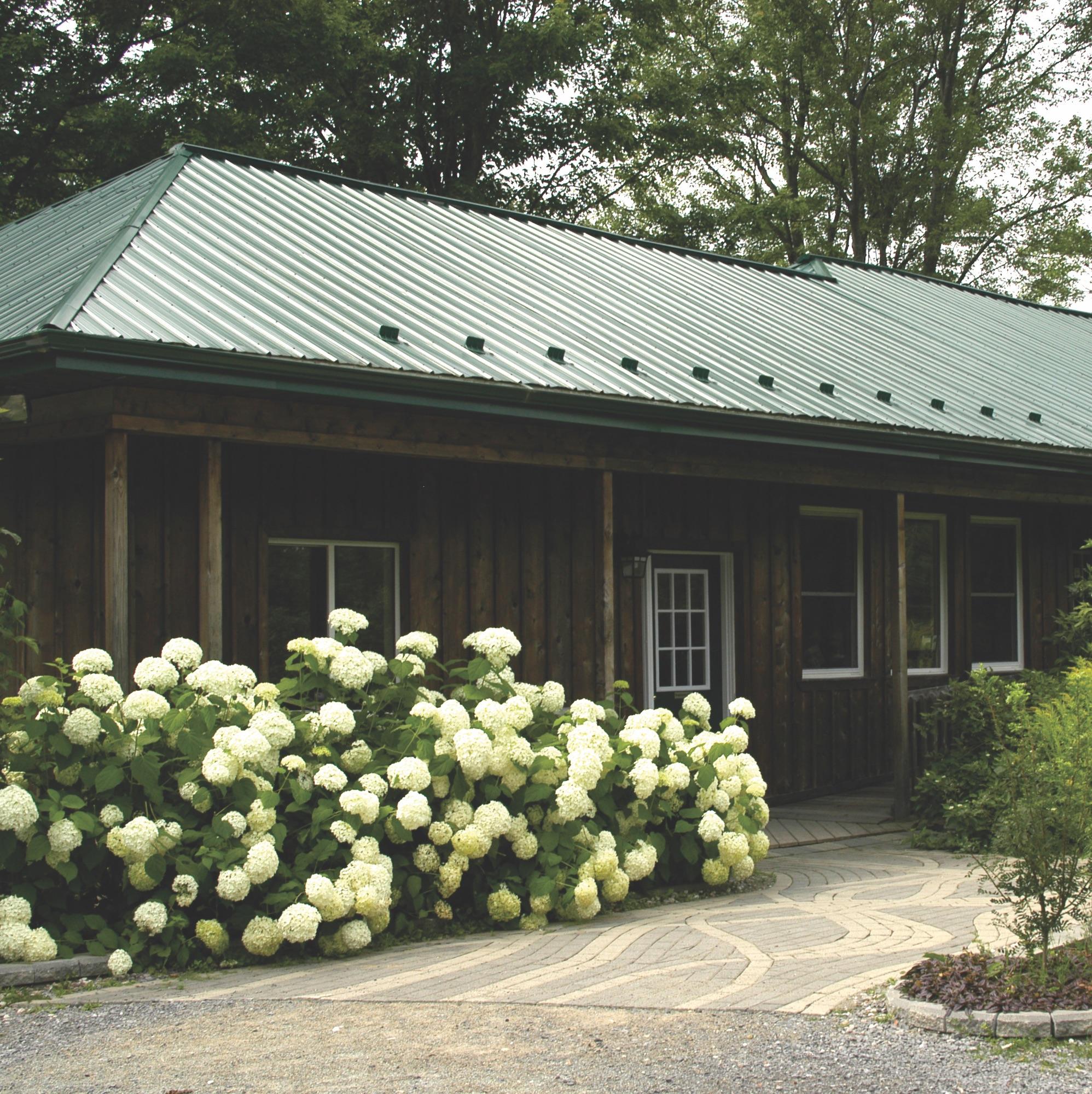 carp ridge ecowellness centre healing facility